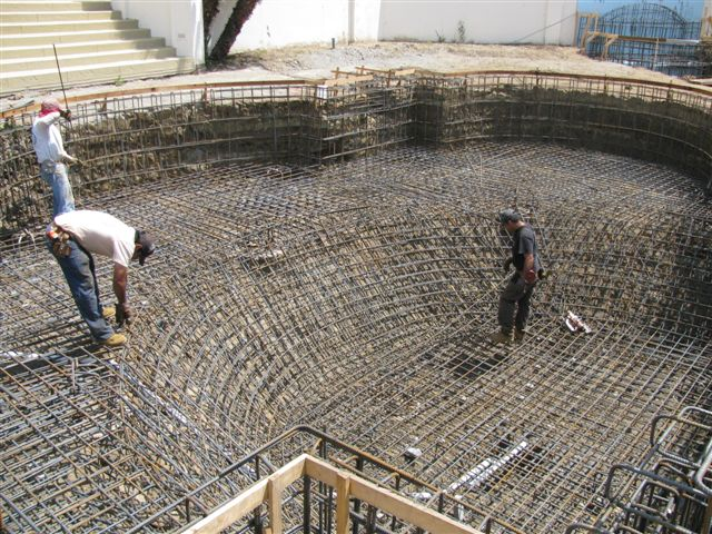 Long Swimming Pool Steel Inc